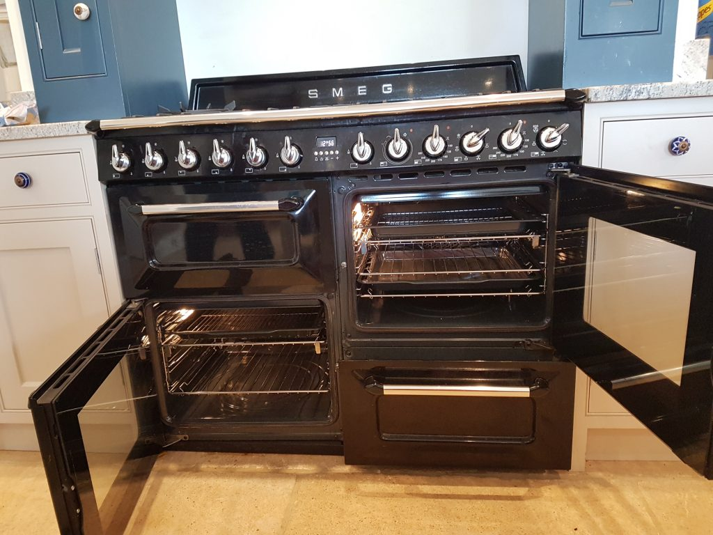 Oven cleaning guarantee