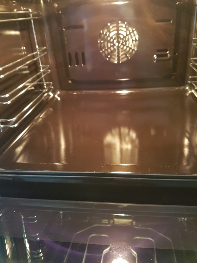 Bosch Oven cleaning